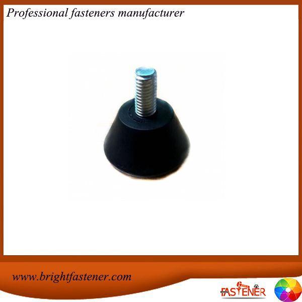 High Quantity Rubber to Metal Bonding Rubber Feet
